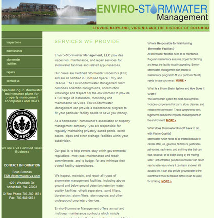 Enviro-Stormwater Management
